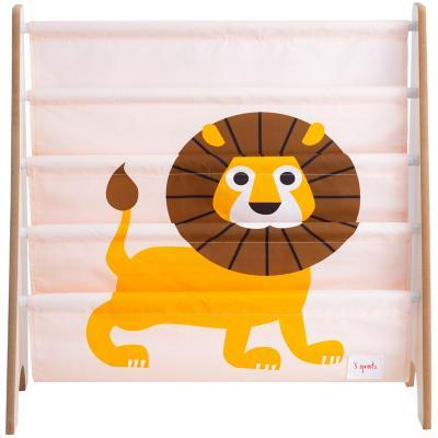 Estante para libros león 45,5x43x45,5 cm
