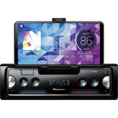 Radio 1 din smartphone docking bluetooth usb