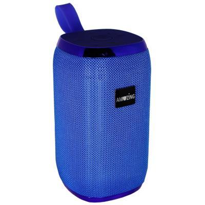 Parlante bazuka outdoor bluetooh azul