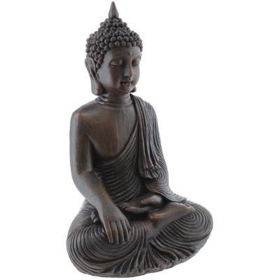 Buda meditando 43x27,5 cm resina