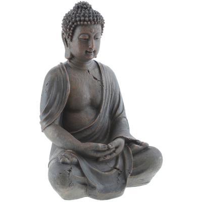 Buda meditando 39x27 cm resina