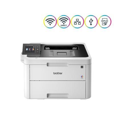 Impresora led a color con nfc