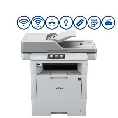 Impresora Multilaser Mono Duplex Wifi