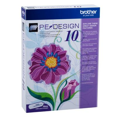 Software de Bordado Pe-design 10