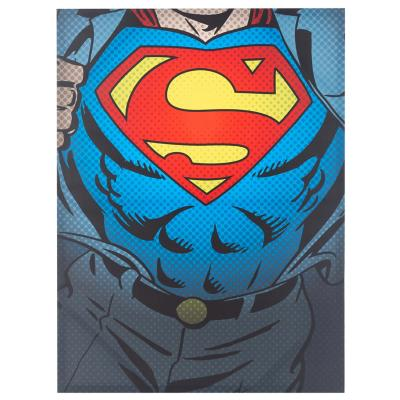 Canvas Superman Torso 60x80 cm