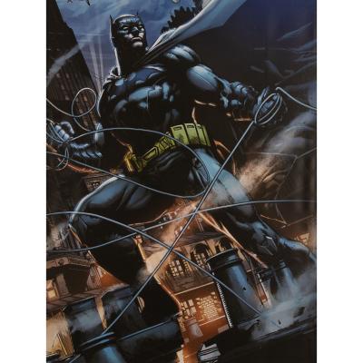 Canvas Batman Rooftop 60x80 cm