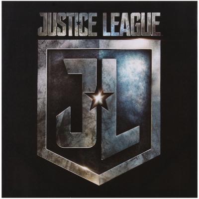 Canvas Justice League 40x40 cm