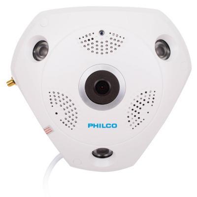 Cámara ip panorámica 360 wi-fi fija