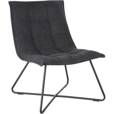 Silla 73x60x35 cm gris
