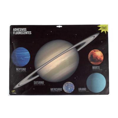 Calcamonias luminosos planetas xl
