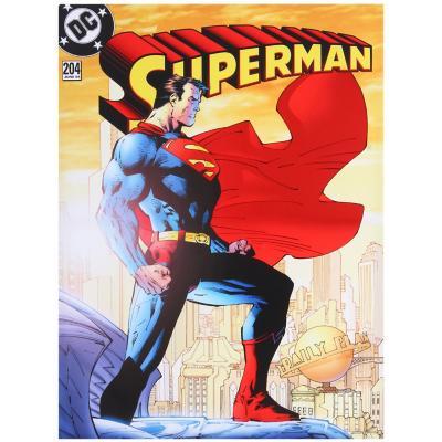 Canvas superman classic 60x80 cm