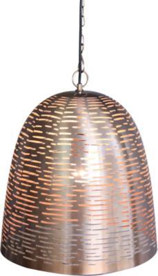 Lámpara de colgar Metal Barsi Dorado