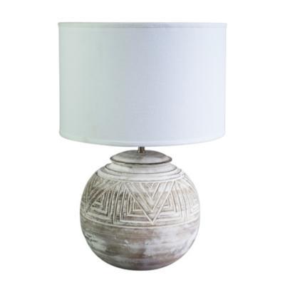 Lámpara mesa Satna E27 30 W
