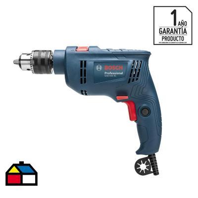 Taladro percutor eléctrico 13 mm 550W