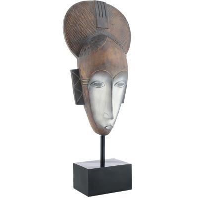 Cara Mujer Alargada 61 cm
