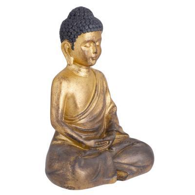 Buda Meditando Colores en Degradé 27 cm