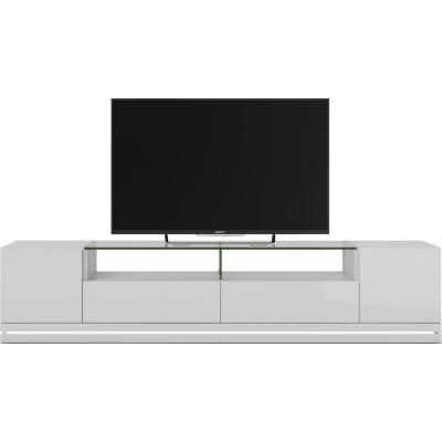 "Rack de TV 70 "" 220x45x48 Blanco"
