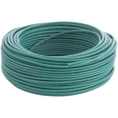 Cable libre de halógenos (H07Z1K) 2,5 mm2 50 m Verde