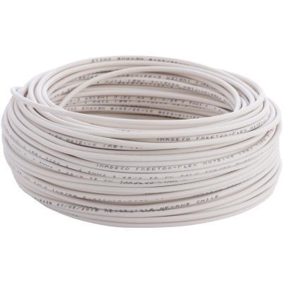 Cable libre de halógenos (H07Z1K) 1,5 mm2 50 m Blanco