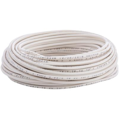 Cable libre de halógenos (H07Z1K) 2,5 mm2 25 m Blanco