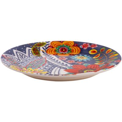 Plato cerámica 22,3x2,3 cm