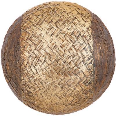 Esfera Dorada 13,3 cm