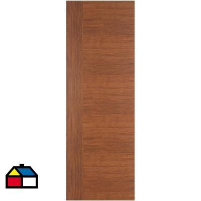 Puerta impresión grafica Bambu Rustico 70x200 cm