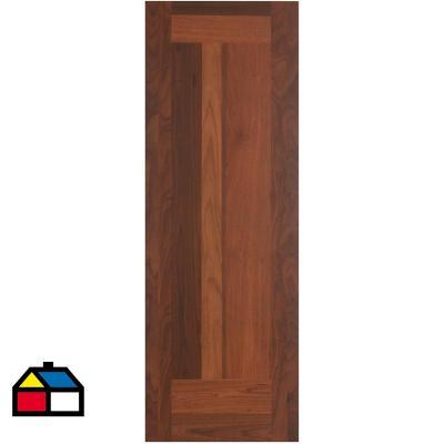 Puerta impresión grafica Jequitiba 75x200 cm