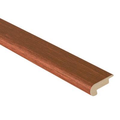 Pack canto peldaño MDF cedro rojo 20x48 mm x 2,40 m - 2 unidades