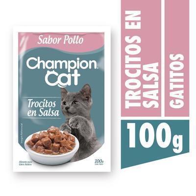 Alimento húmedo gatito 100 gr