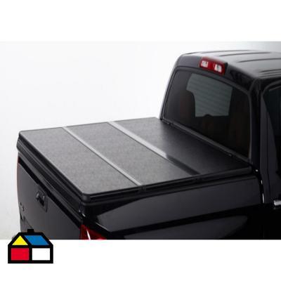 Tapa plegable Chevrolet silverado doble cabina 2010