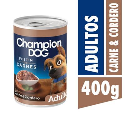 Alimento húmedo festín de carnes & cordero 400 gr