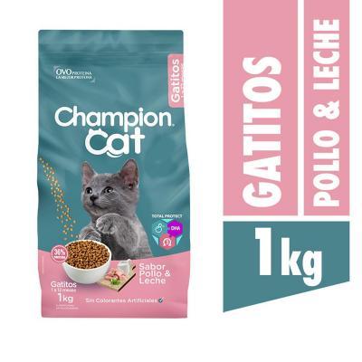 Alimento seco gatito 1 kg
