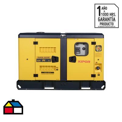 Generador eléctrico a diesel 13.000W
