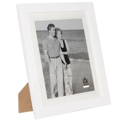 Marco madera blanco 20x30 cm