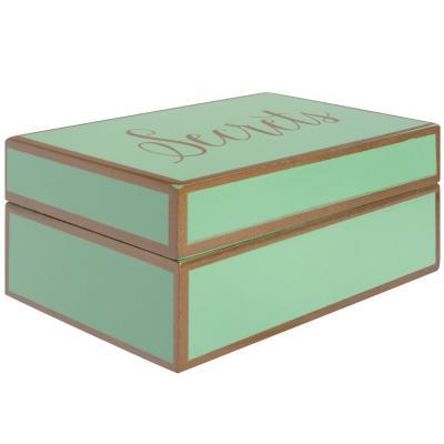 Caja de madera secrets 7x12x5 cm