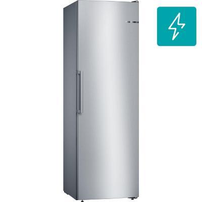 Freezer vertical 242 litros inox
