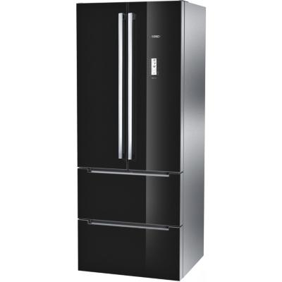 Refrigerador side by side french door 400 litros negro