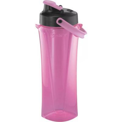 Vaso para batidos Blend Go 0,6 litros rosa