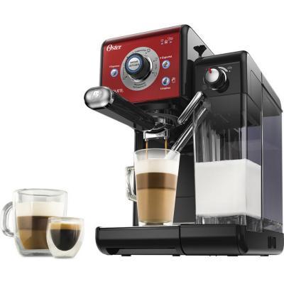 Cafetera automática Primalatte rojo