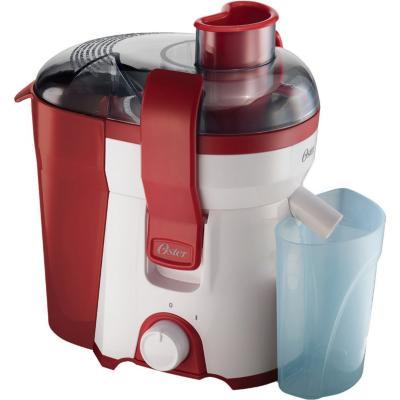 Extractor de jugos 400 W rojo blanco