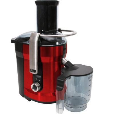 Extractor de jugos 600 W rojo/metal