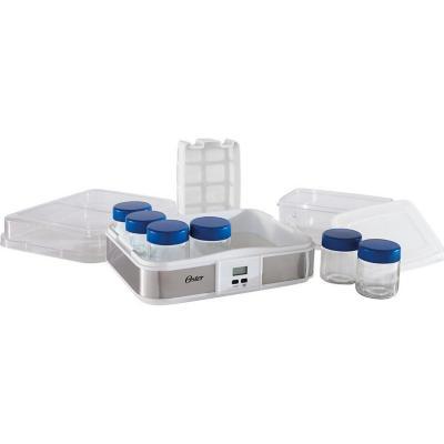 Yogurtera digital 6 frascos 21,5 W
