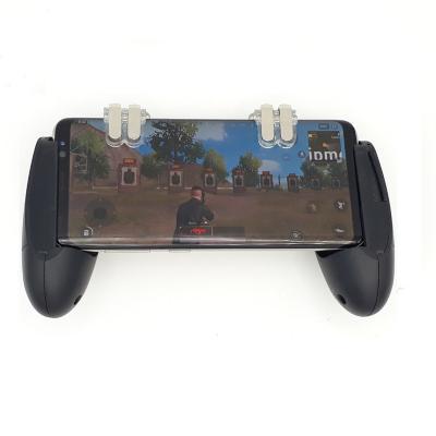 Combo gamepad + gatillo doble para celulares