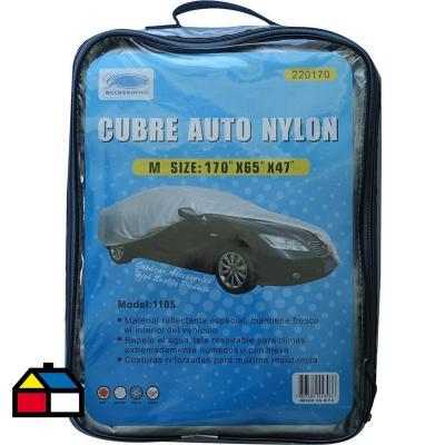 Cubre auto lc 1105 nylon M 170 x 65 x 47