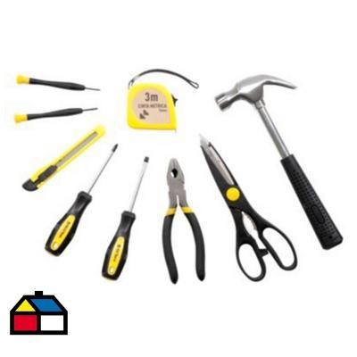 Set de herramientas karson 9 piezas