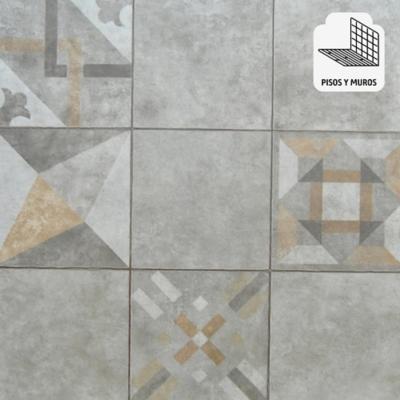 Cerámica gris 45x45 cm 2,05 m2
