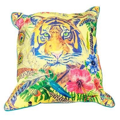 Cojín 50x50 cm diseño tigre