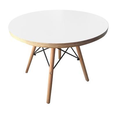 Mesa eames niños replica blanca