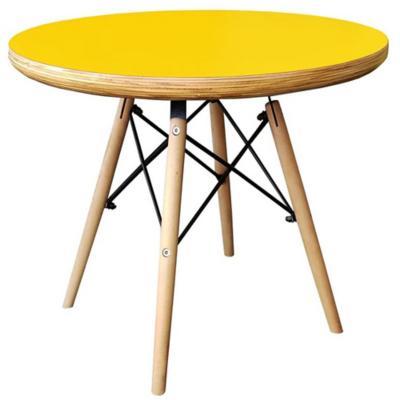 Mesas eames niño amarillo
